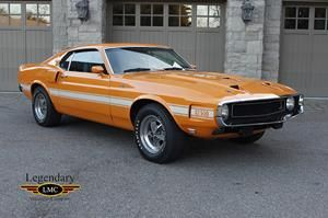 Photo Of 1969 Mustang Shelby Gt500 Super Cobra Jet Ford Classic