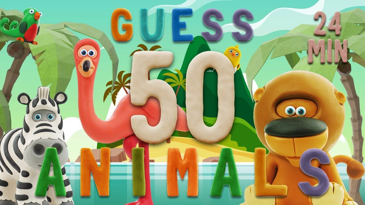 Guess The Animal Learn Abc And 50 Animals Easily Talking Abc Youtube Kids Learning Alphabet Abc Song For Kids Learning Abc