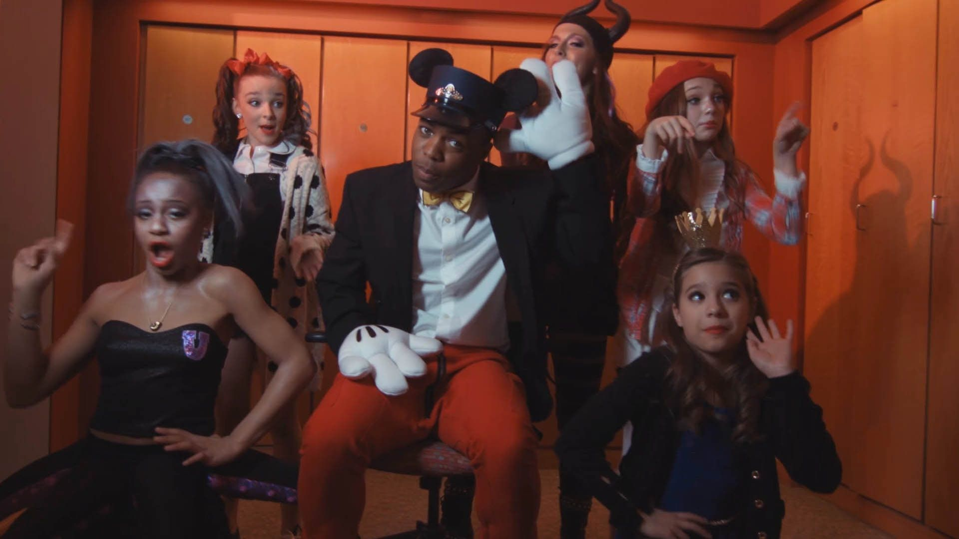 Freaks Like Me by Todrick Hall, featuring the Cast of Dance Moms