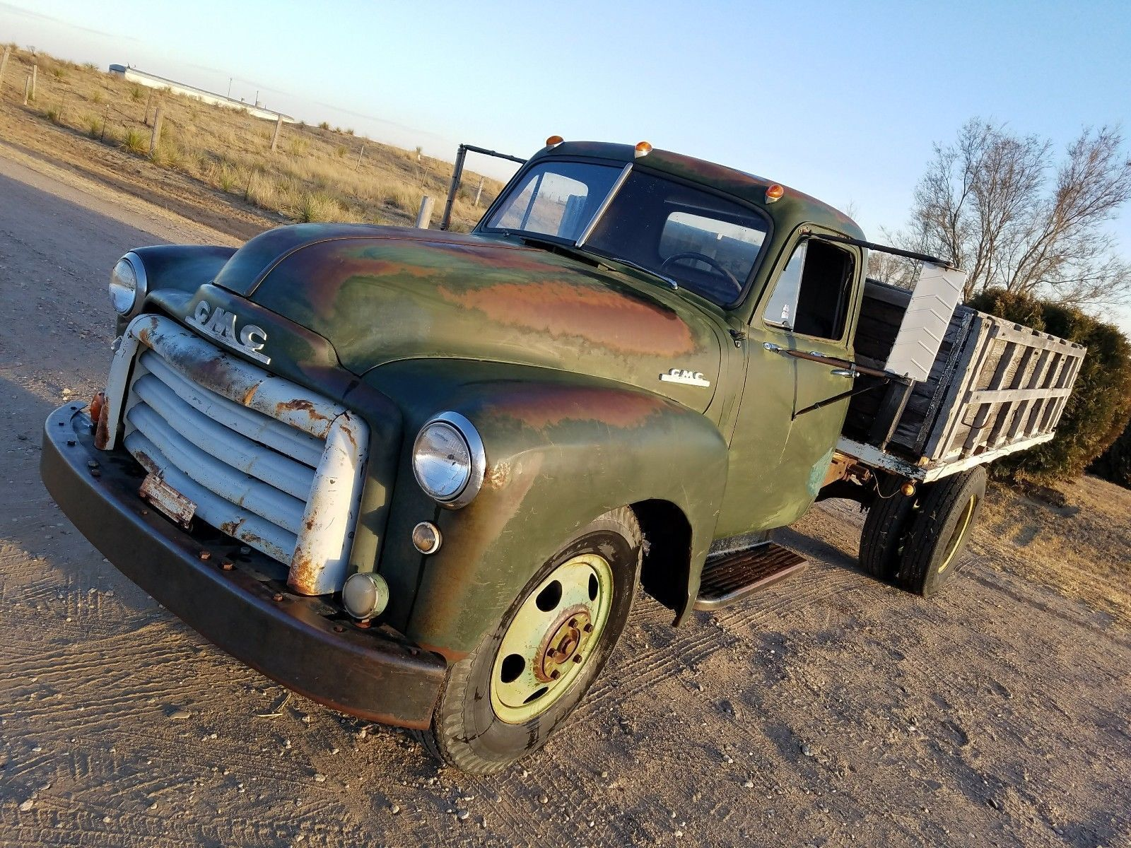 Ebay 1953 Gmc Other Chevy Work Truck Project Kansas Chevrolet