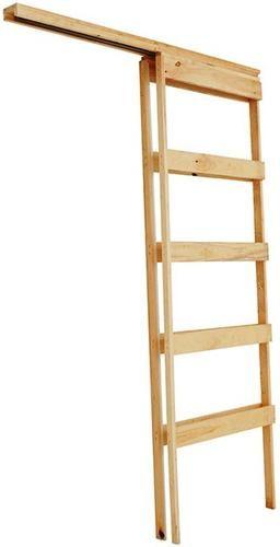 Wood Pocket Door Frame 32 X 80 X 4 9 16 Wall Pocket Doors