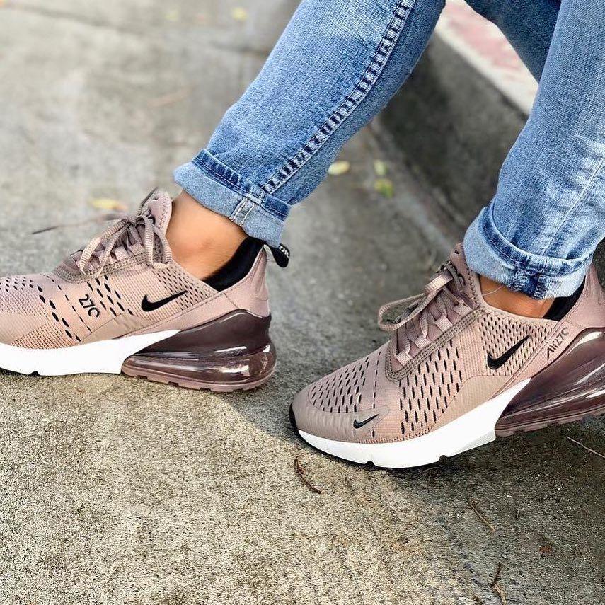 clásico Una noche segunda mano  Nike Air Max 270 Sepia Stone - ... | 🏃 Sporty Outfits | Nike air max,  Sneakers nike air max, Outfit shoes