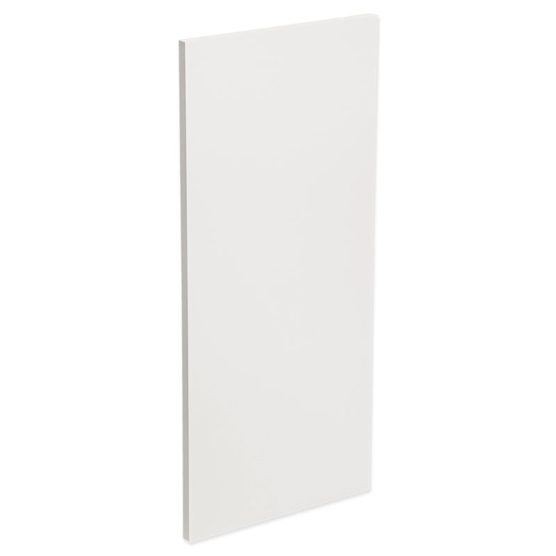 kaboodle gloss white wall end panel modern cabinets cabinet doors white walls on kaboodle kitchen white pepper id=24799