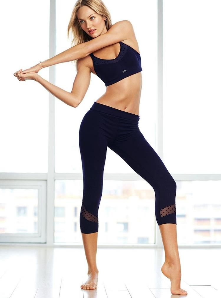 2ea9292a6aad2 Candice Swanepoel for Victoria s Secret  VSX  fitness  health  gym  workout   model  victoriassecret