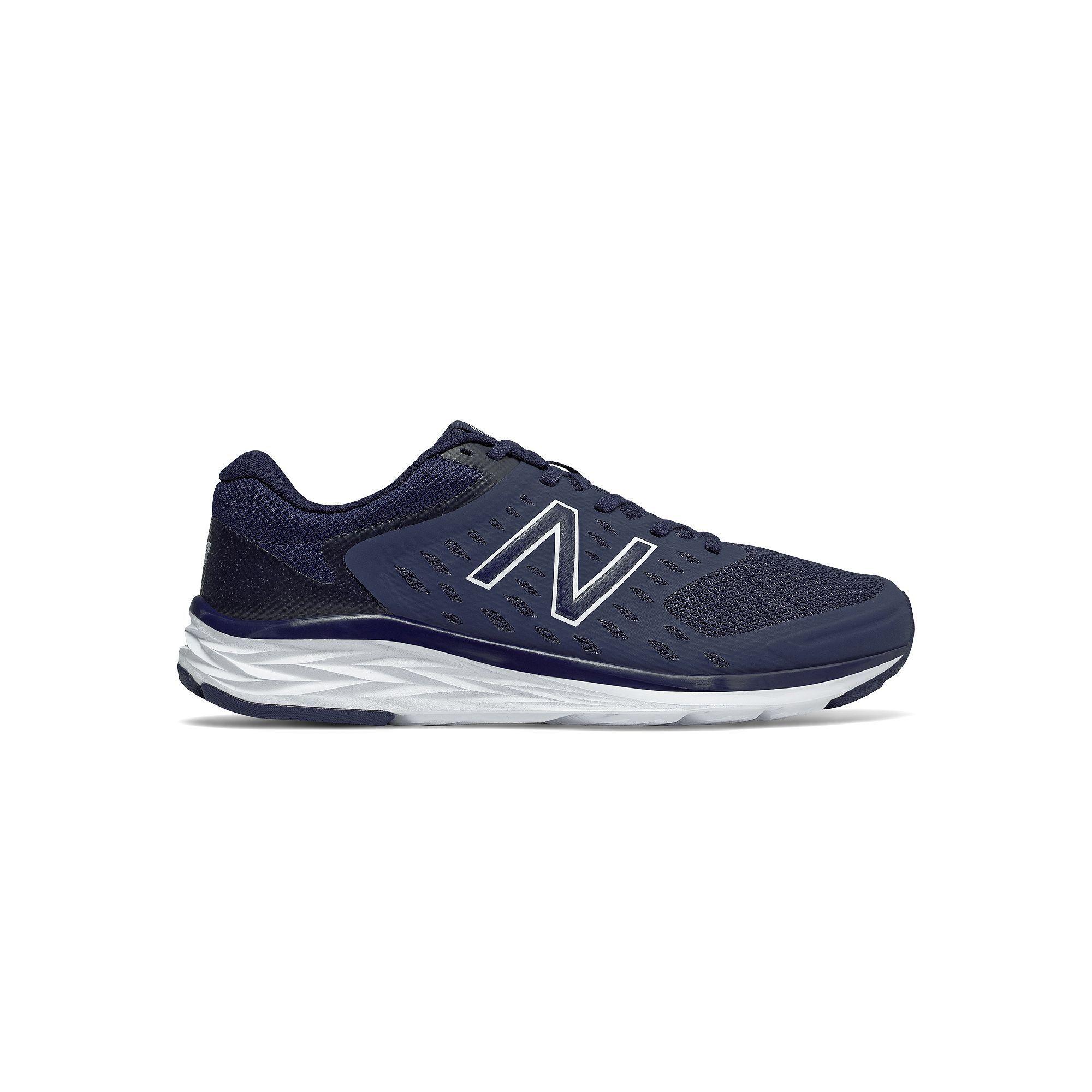cc12b9bd55293 New Balance 490 v5 Men's Running Shoes, Size: medium (11.5), Brt Blue