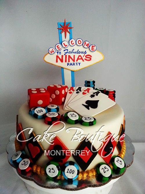 Las Vegas Cake Cakes Cake Decorating Daily Inspiration Ideas