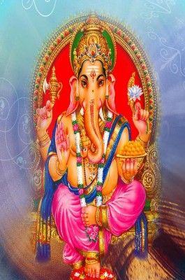 Lord Ganesha Iphone 6 Plus Latest High Definition Wallpapers Art History Hindu Art Lord Ganesha