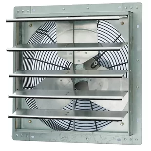 Iliving 600 Cfm Bathroom Fan With Variable Speed Shutter Wall Wall Mount Wall Fans