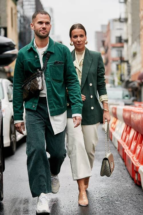 The Latest Street Style From New York Fashion Week #menstreetstyles