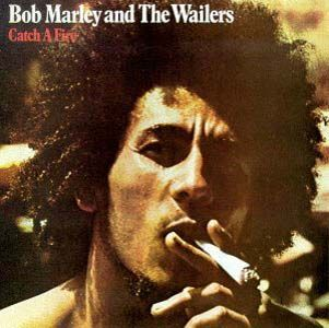 CD Cath a fire by Bob Marley and the Wailers