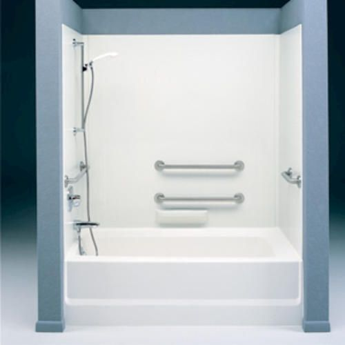 Swan High-Gloss Tub Wall Kit at Menards | bathroom remodel ...