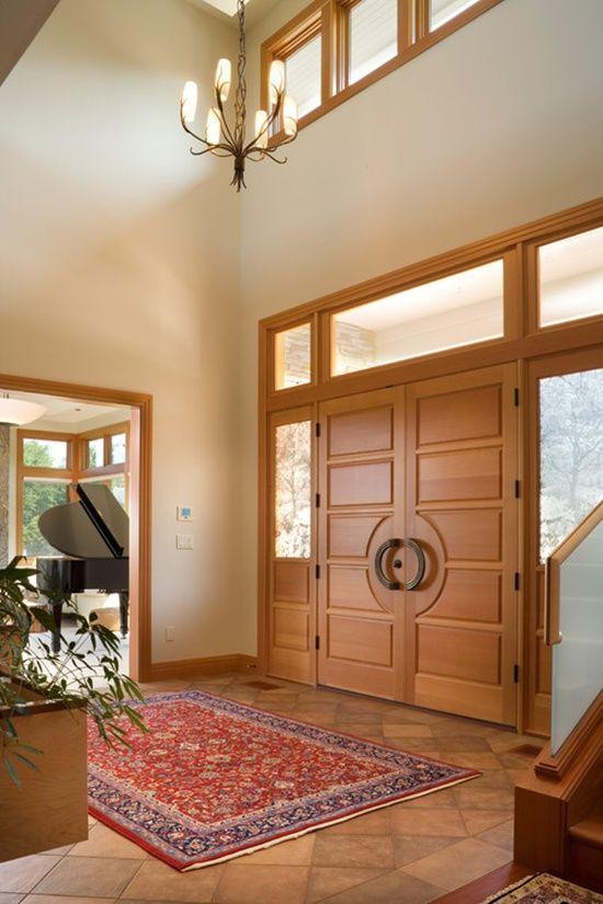 35 Front Door Designs that welcome your guests in grandeur!