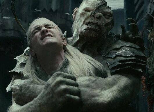 Bolg vs Legolas, round 1 | Legolas, Lotr, The hobbit