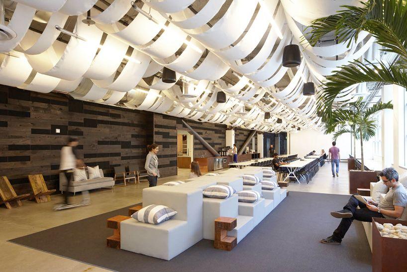 Oficinas de diseño Creatividad e inspiración Places Offices