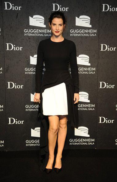 Cobie Smulders Photos - Arrivals at the Guggenheim International Gala - Zimbio