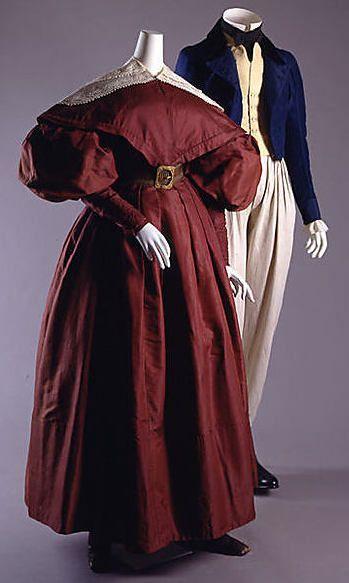 84394e32bcff 1835 - Emma & Joseph's day | Romantic Victorian ~ 1830-1870 in 2019 ...