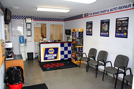 Auto shop waiting room shop ideas pinterest auto for Shopping for room decor