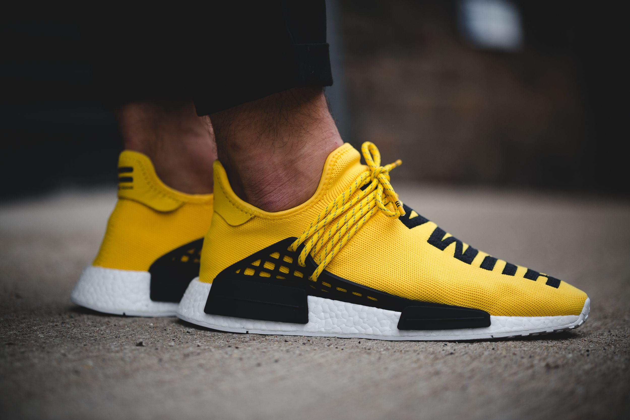 Pharrell Williams x adidas NMD 'Human Race' Releases 22.07.16 - EU Kicks