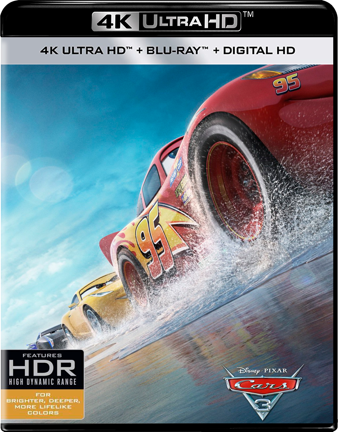 cars 3 4K V2 (With images) Cars movie, Cars movie quotes