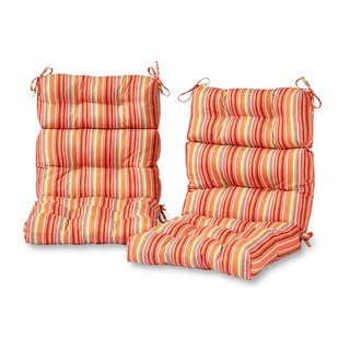Havenside Home Colton 3 Section Coastal Stripe 22 Inch X 44 Inch