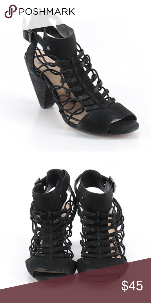 0f31bdfd38df Vince Camuto Lace Up Booties Sz 6 Excellent condition! Thank you for  looking! Open