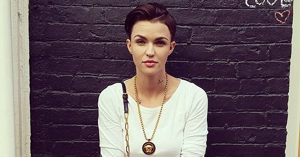 Ruby rose images facebook