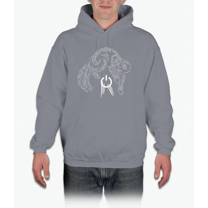 OtherRyn Logo (White) Hoodie
