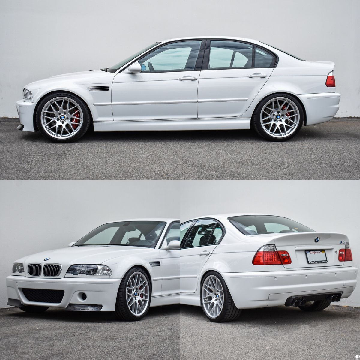 #BMW #E46 #M3 #Sedan #MPower #MPerformance #SheerDrivingPleasure #Badass #LegendDesign #ProvocativeE