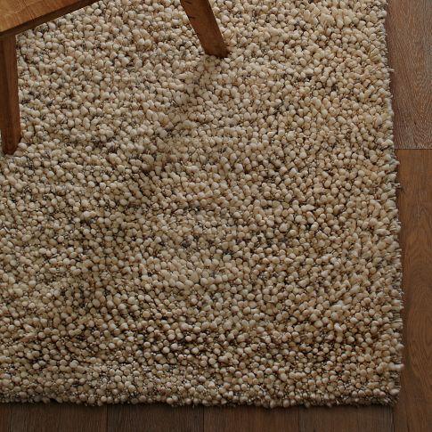 Bello Shag Wool Rug Modern Wool Rugs Jute Wool Rug Wool Rug