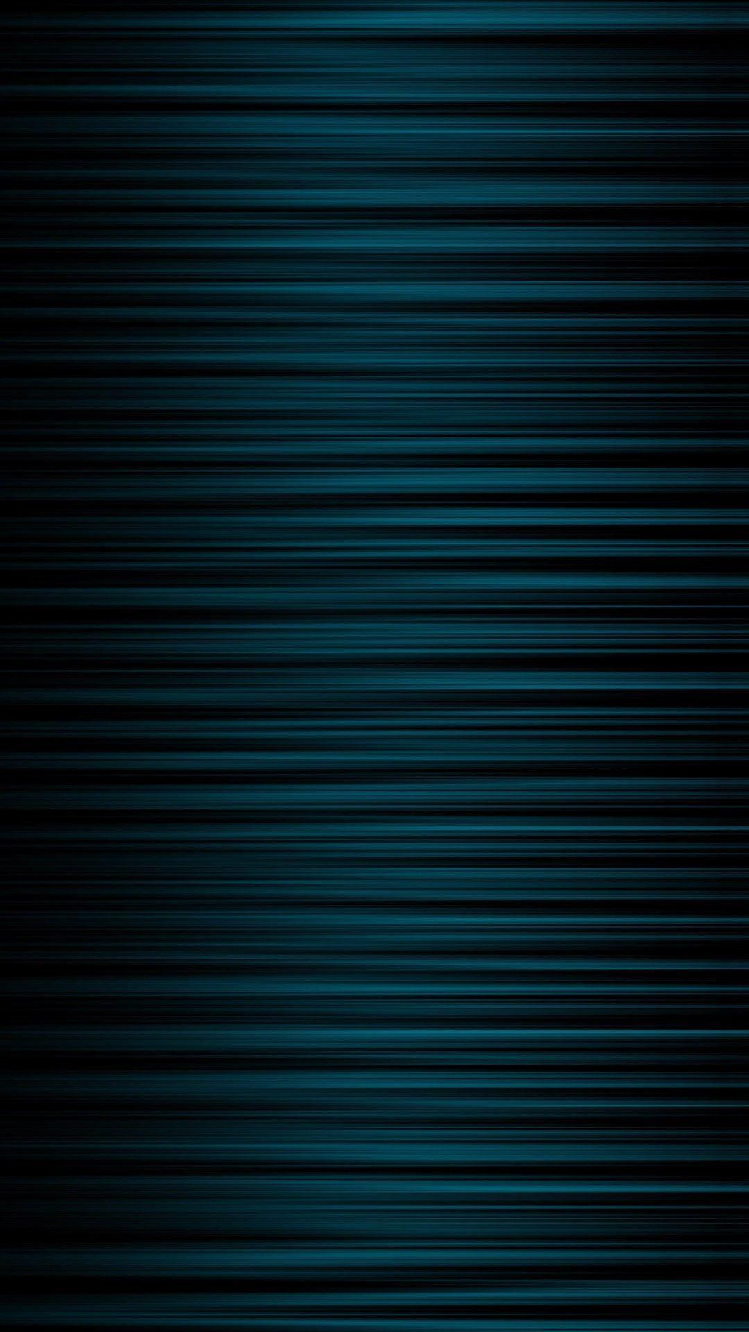 Blue Black Line Pattern Teal Wallpaper Iphone Phone Wallpaper Design Cool Wallpapers For Phones