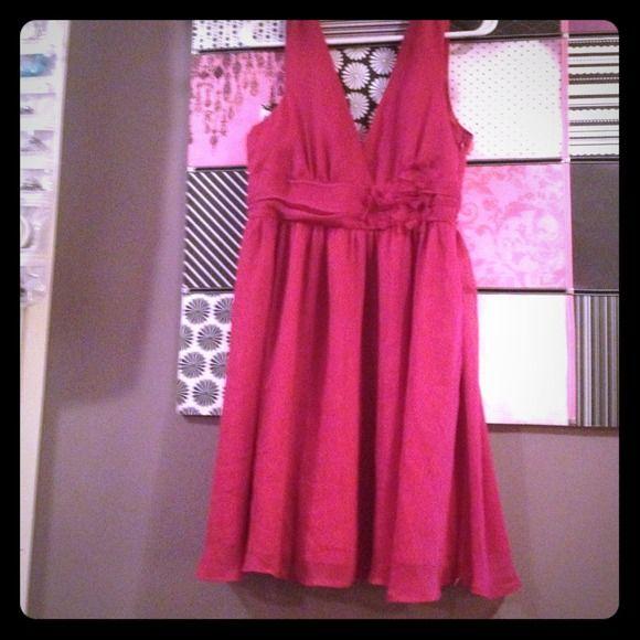 "Selling this ""Pink Dress"" in my Poshmark closet! My username is: melissam83. #shopmycloset #poshmark #fashion #shopping #style #forsale #Dresses & Skirts"