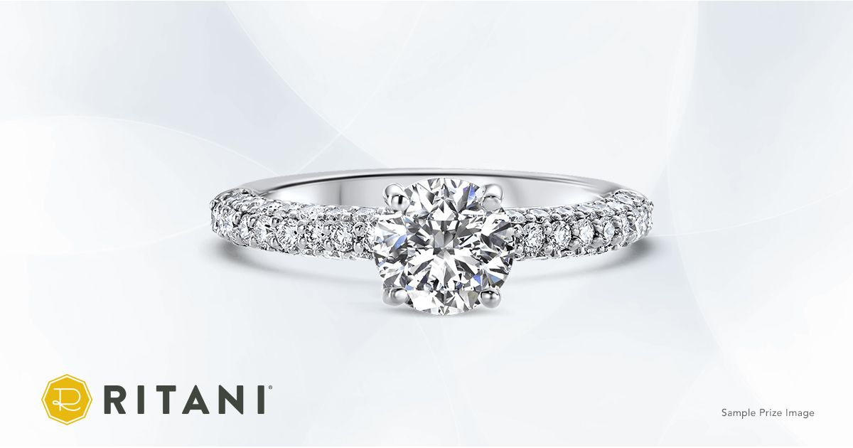 Win a Diamond Ring 2790 open to the US and Canada
