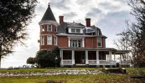 1900 Mansion For Sale In Fairmont West Virginia — Captivating Houses #westvirginia