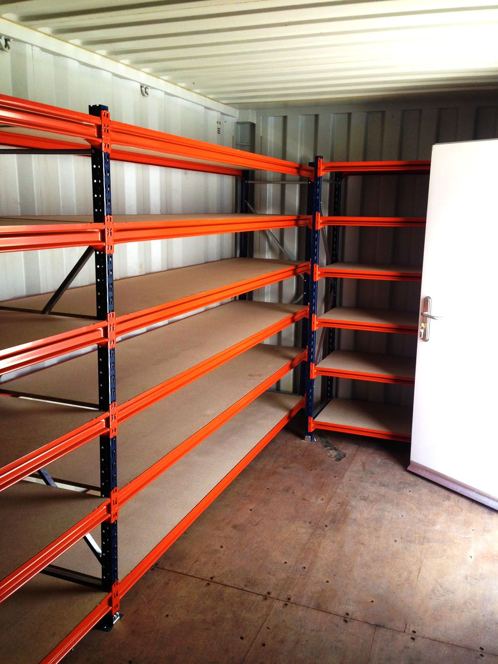 Shipping Container Shelving And Racking For Sale Shipping Container Shipping Container Storage Shipping Container Sheds