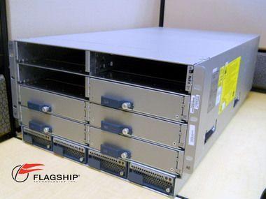 Cisco UCS N20-C6508 UCS 5108 Blade Chassis