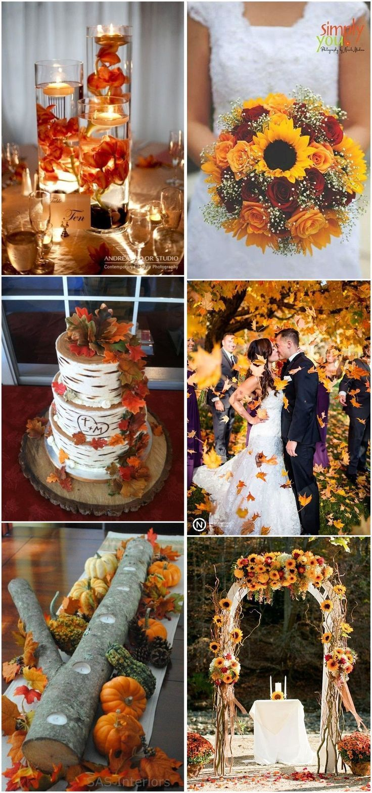 23 Best Fall Wedding Ideas in 2019 #fallweddingideas