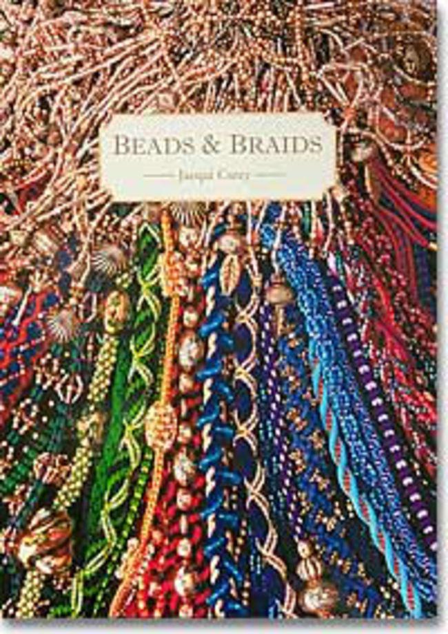 Kumihimo Braiding with Beads Book