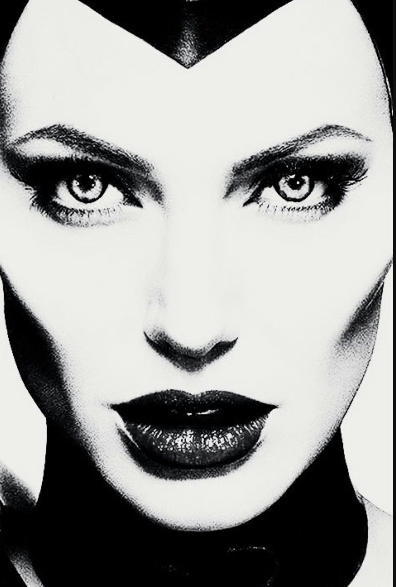 Maleficent Face Once Upon A Dream