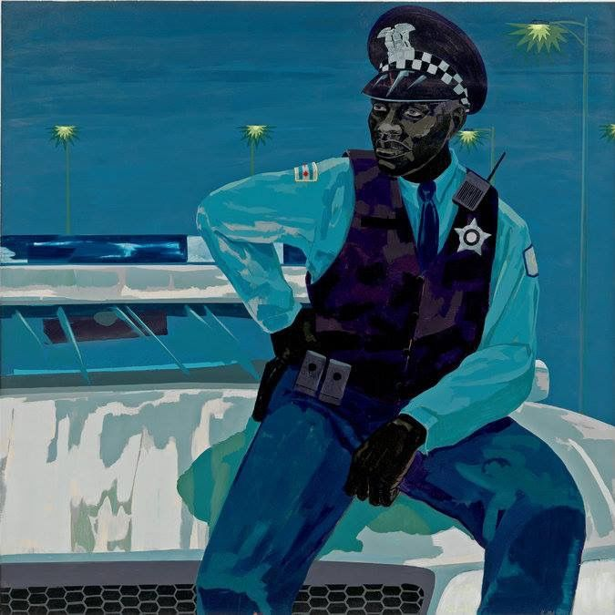 Kerry James Marshall (American, b. 1955): Untitled ...