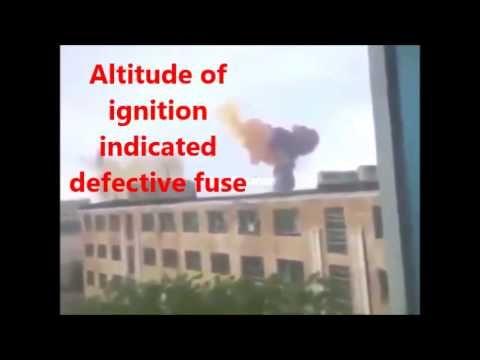 Analysis of Nuclear Attack on Ukraine - February 13, 2O15, 1.59, YouTube ~ Nuke hits Donetsk August 2O15...