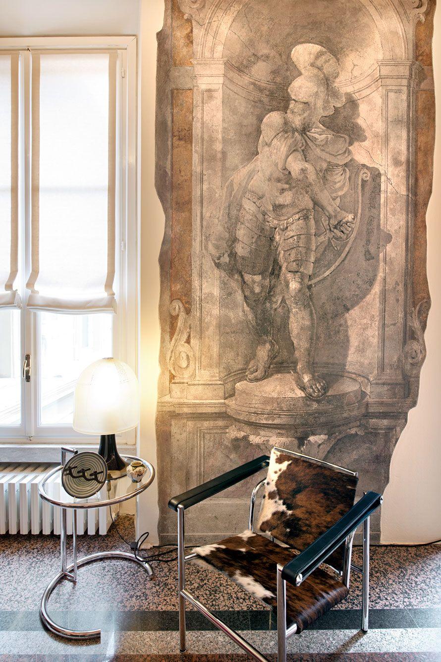Le case di elix r l 39 interior design s 39 fatto rivista for Arredamento artistico