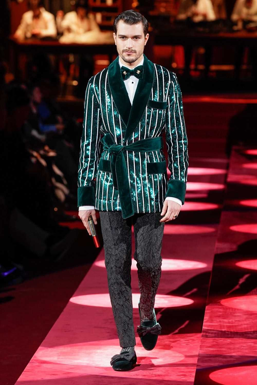 Dolce & Gabbana FallWinter 2019 Milán Fashion Week