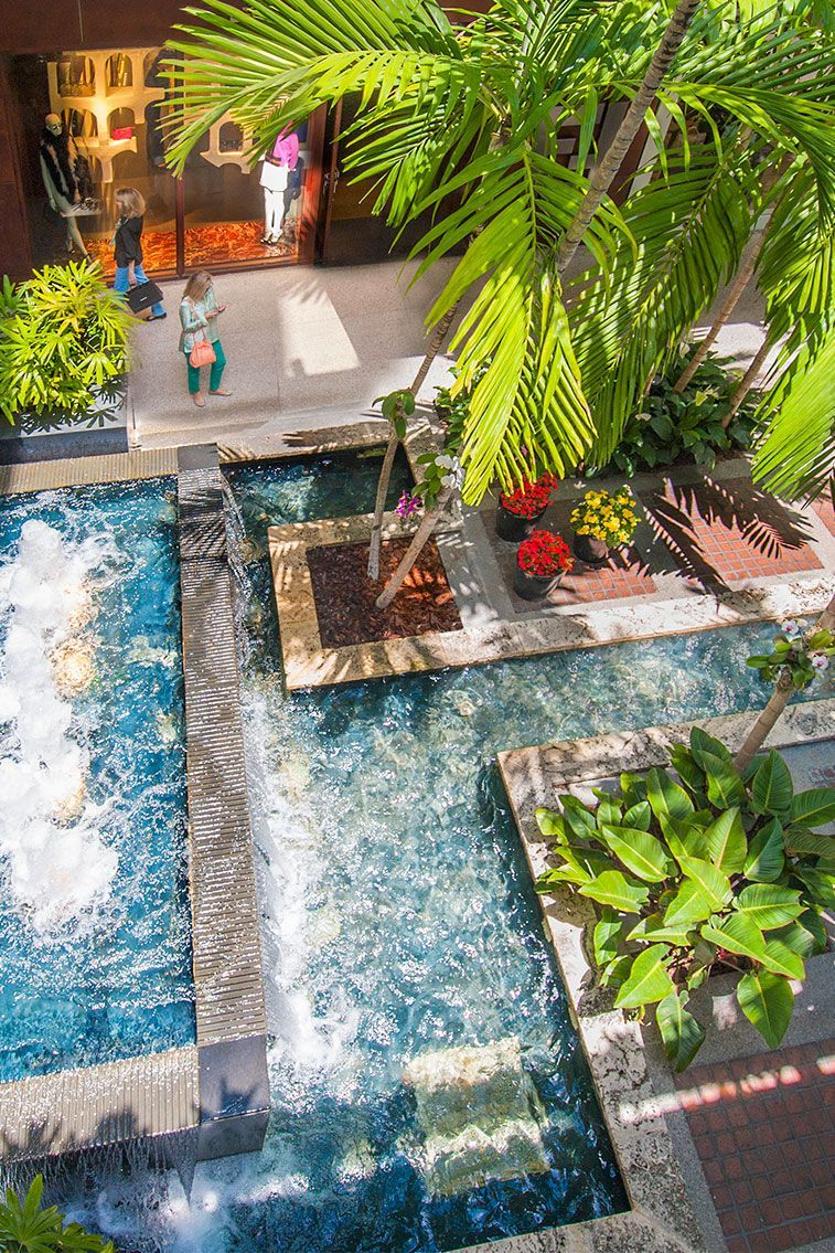 A guide to miamis chicest shopping districts backyard