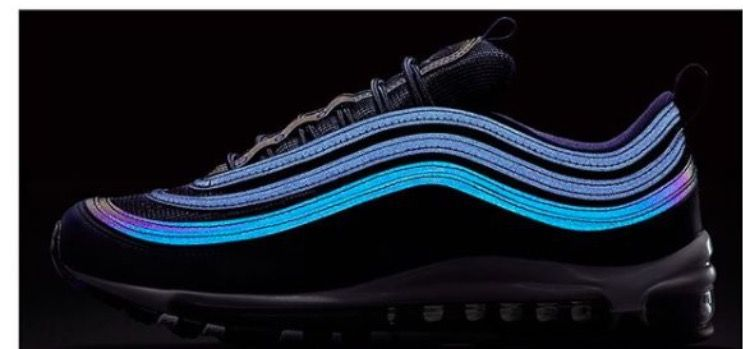 Nike Air Max 97 Obsidian/white-black-white