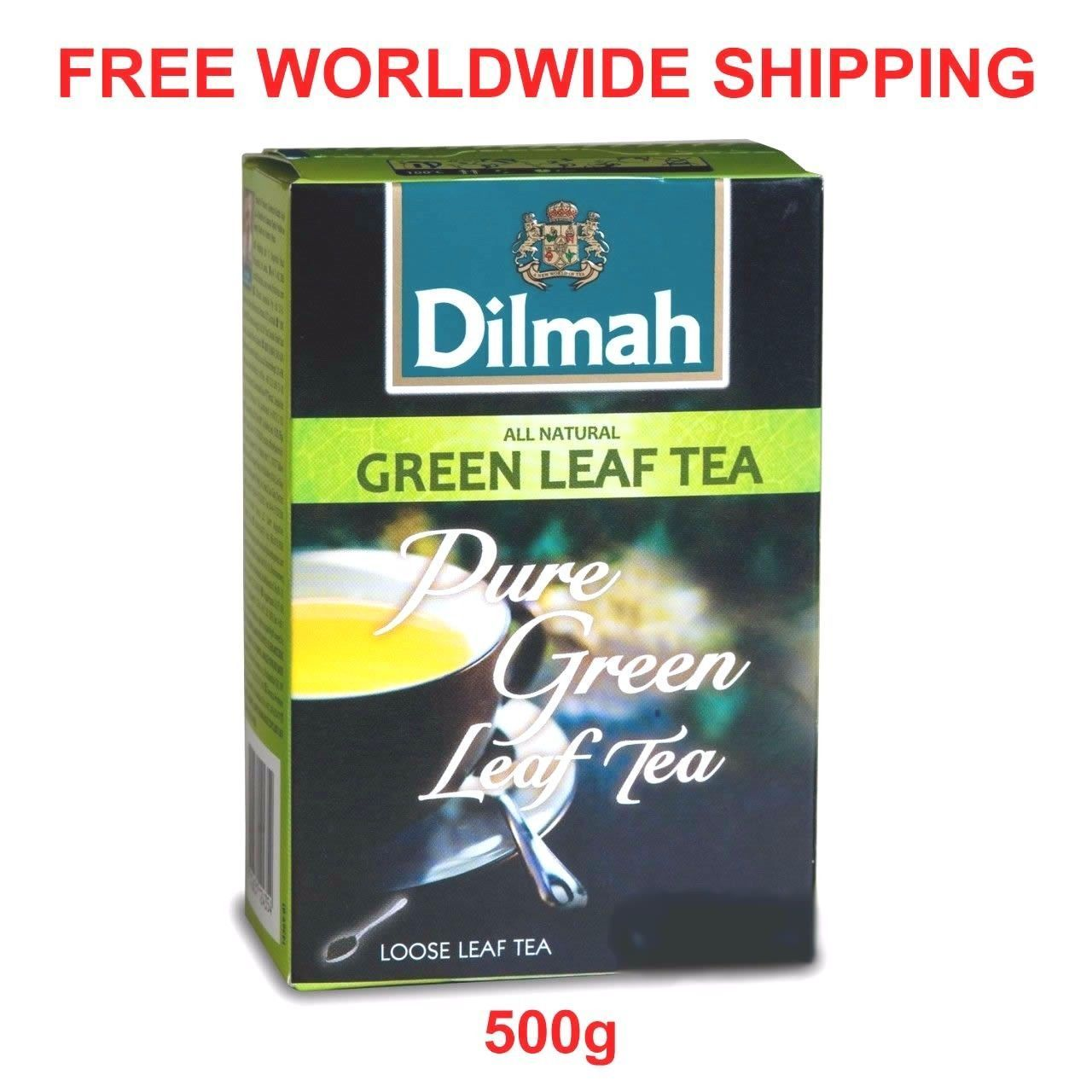 Dilmah pure green tea loose leafe 500g 100 pure ceylon green tea dilmah pure green tea loose leafe 500g 100 pure ceylon green tea izmirmasajfo Images
