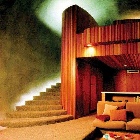 Fascinating Underground Home Designs - Green Homes | Earthship ...