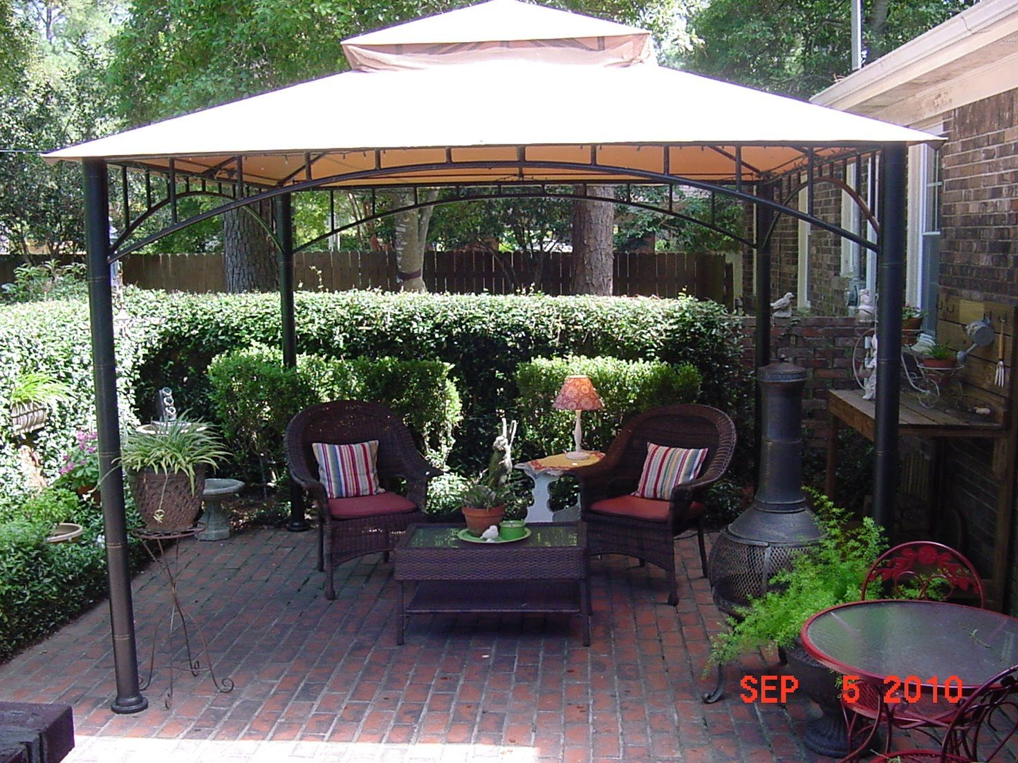 spring project. extend back porch and install canopy. lots of potted plants. maybe & spring project. extend back porch and install canopy. lots of ...