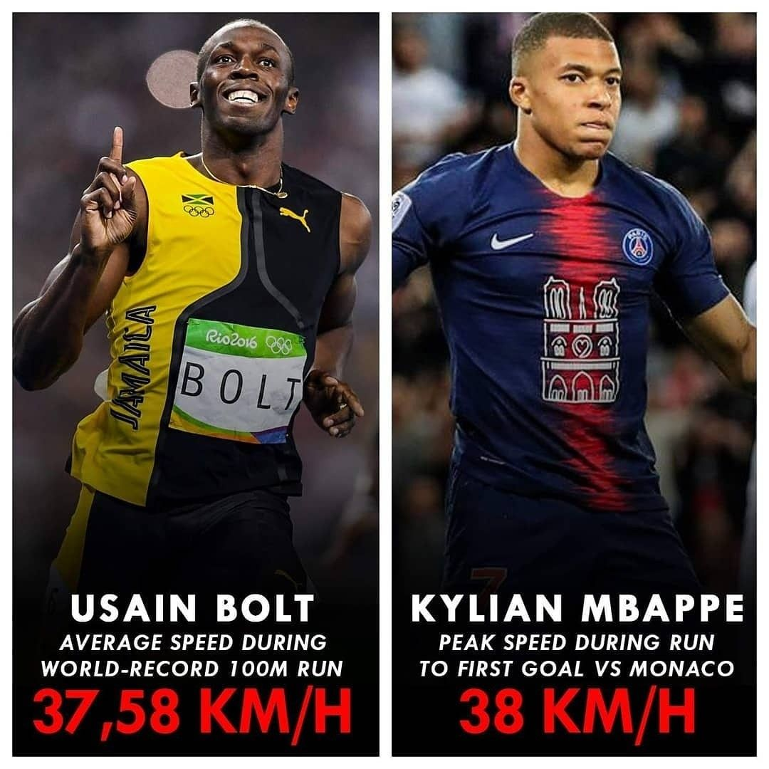 Usain Bolt Speed Record ~ news word