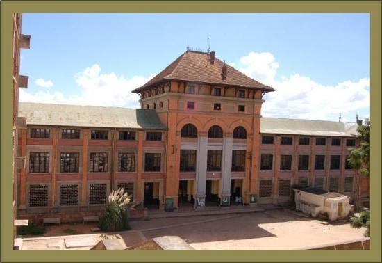 Lycée Gallieni Andohalo
