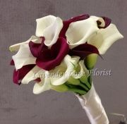Calla Lily Bridal Bouquet From Lavender Love Florist Calla Lily Bridal Calla Lily Bridal Bouquet Bridal Bouquet